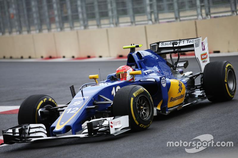 Феліпе Наср, Sauber C35