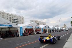 Sテゥbastien Buemi, Renault e.Dams