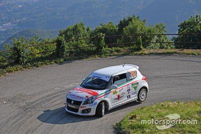 Suzuki Rally Trophy: Friuli