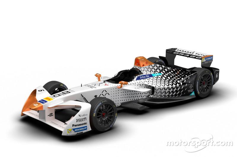 Autodesign von Dragon Racing
