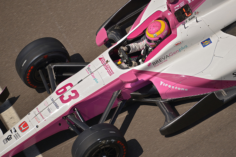 """Pippa Mann als """"Lonely Woman"""""""