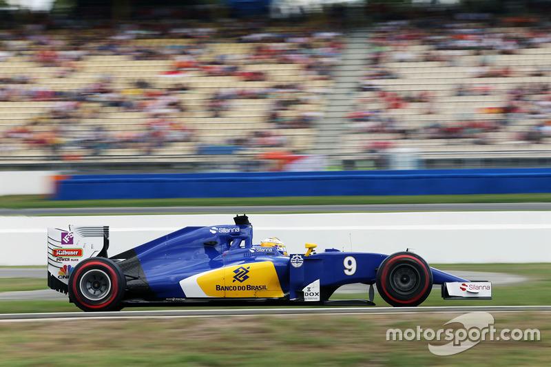21. Marcus Ericsson, Sauber