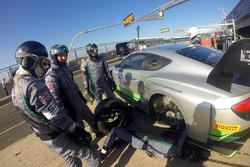 #7 Bentley Team M-Sport Bentley Continental GT3: Steven Kane, Guy Smith, Jules Gounon