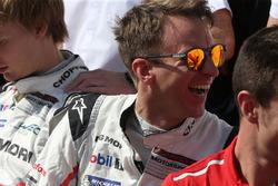 #2 Porsche Team Porsche 919 Hybrid: Timo Bernhard