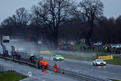 #1 Team Parker Racing Bentley Continental GT3: Rick Parfitt Jr., Ryan Ratcliffe