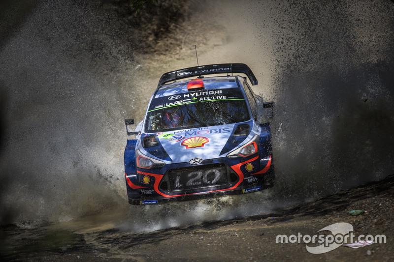 Дані Сордо, Карлос дель Барріо, Hyundai Motorsport Hyundai i20 Coupe WRC