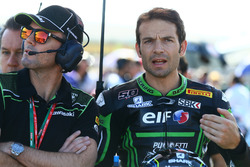 Andrew Pitt and Sylvain Guintoli, Puccetti Racing