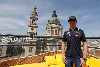 Red-Bull-Showrun: Budapest
