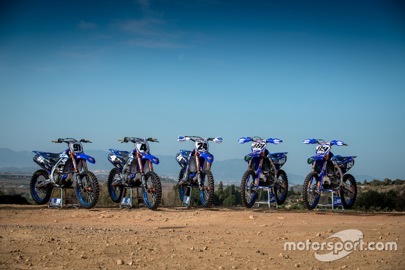 Yamaha MXGP Team 2018