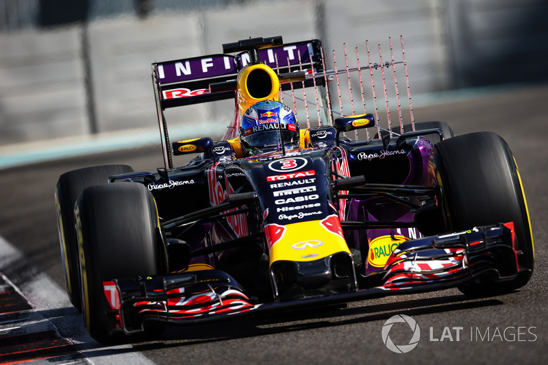 2015. Red Bull RB11 Renault