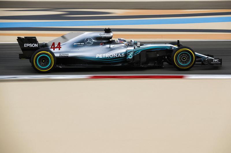 El Mercedes W09 imaginado sin el Halo