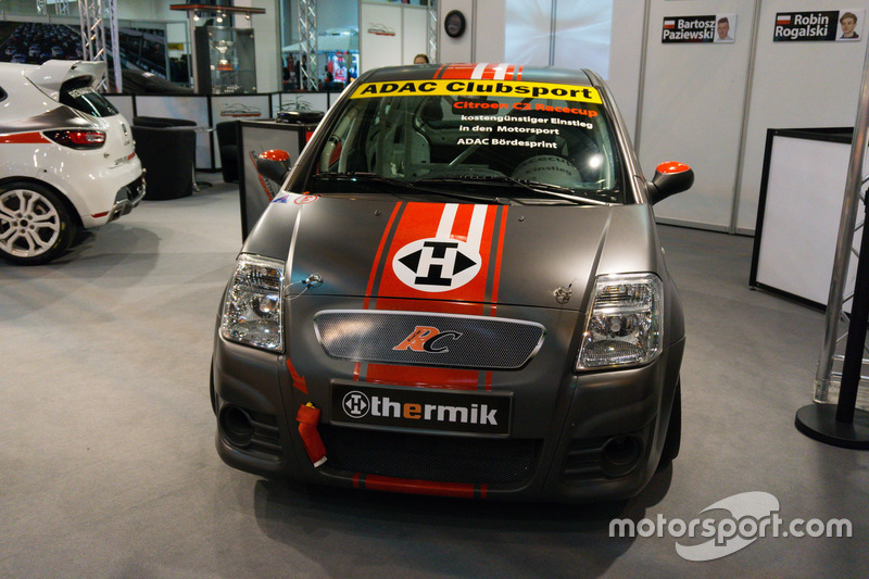 Citroen C2 von Seyffarth Motorsport