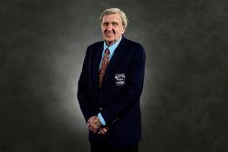 Ken Squier, nuevo miembro del Salón de la Fama de NASCAR.