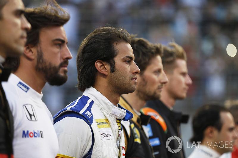 Felipe Nasr - Sauber (2015)