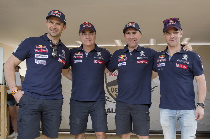 El todopoderoso equipo de Peugeot