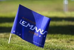 Drapeau de l'European Le Mans Series