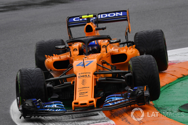 Formule 1-debuut in 2019