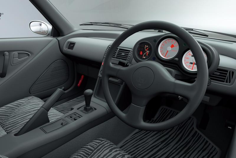 Honda Beat '91