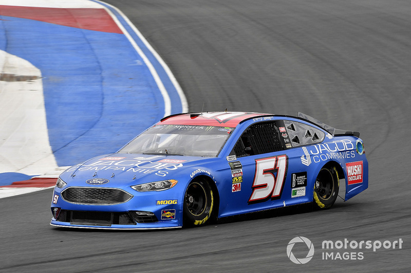 39. Stanton Barrett, Rick Ware Racing, Ford Fusion Jacob Companies