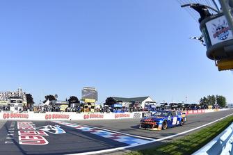 Chase Elliott, Hendrick Motorsports Chevrolet takes the win