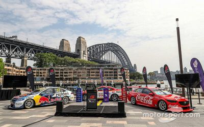 Презентация сезона Supercars 2020 года