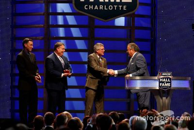 2019 NASCAR Hall of Fame induction