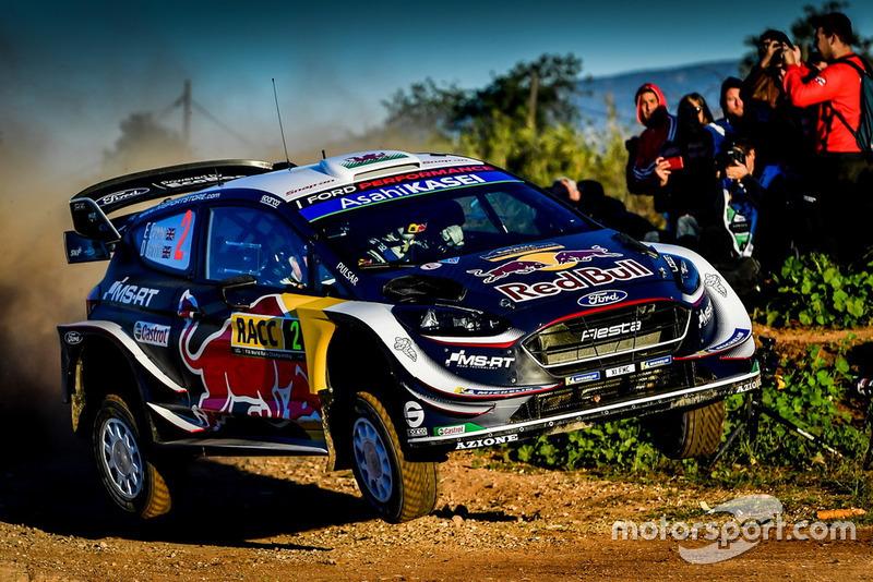 M-Sport Ford WRT Ford Fiesta WRC