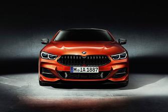 BMW Series 8 2019