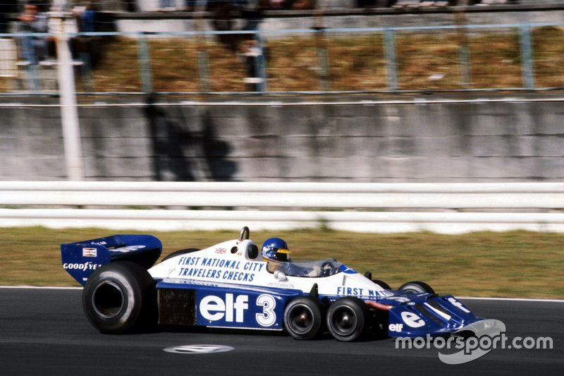 Ronnie Peterson, Tyrrell P34