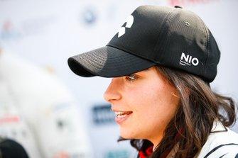 Jamie Chadwick, NIO Formula E Team