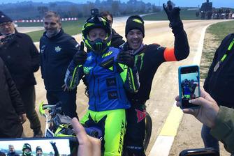 Motor Ranch VR 46 Carrera 100 km de los campeones