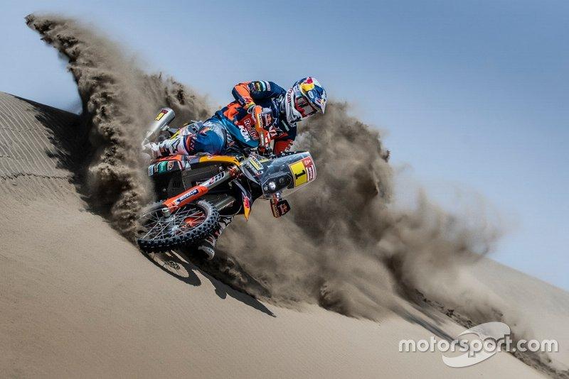 #1 Red Bull KTM Factory Racing: Маттіас Валькнер