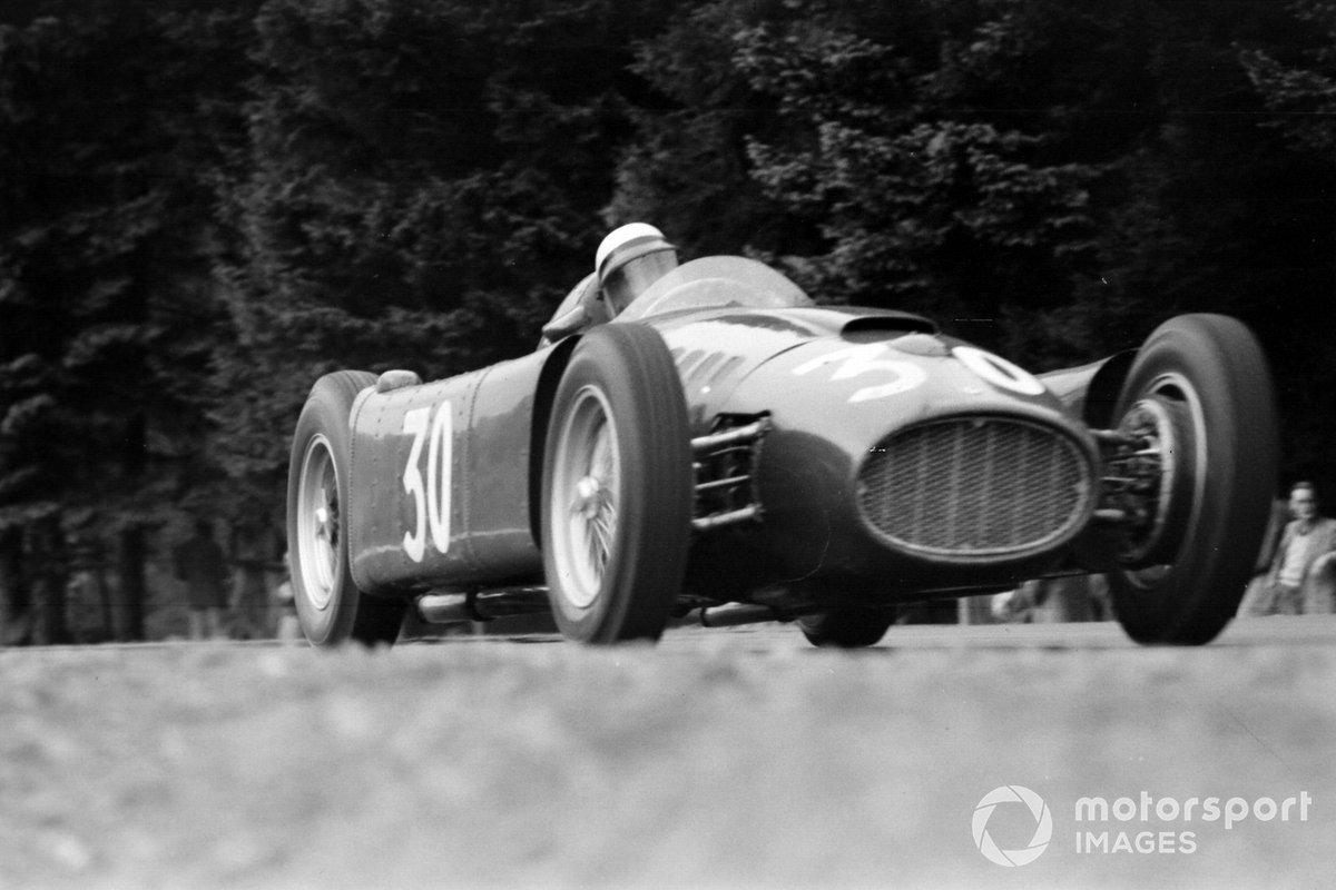 Eugenio Castellotti, Lancia D50