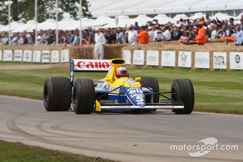 Karun Chandhok, Williams Renault FW13B