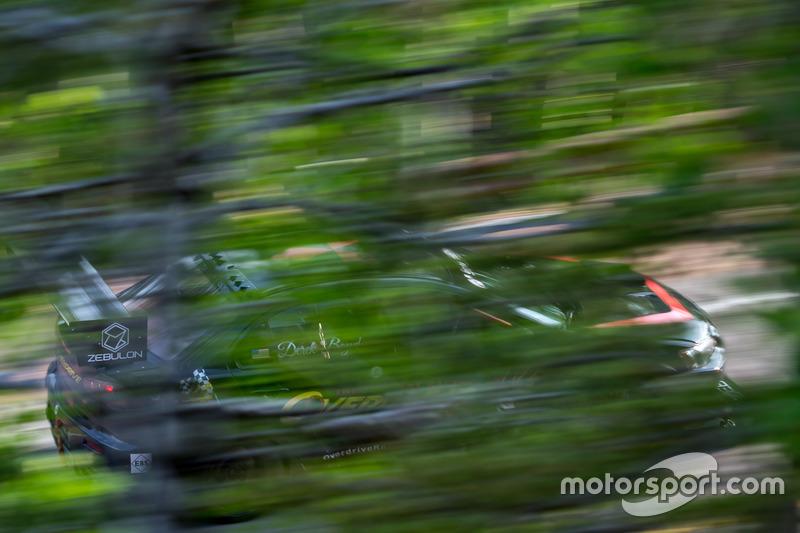 #72 Mitsubishi Evo X: Derek Boyd