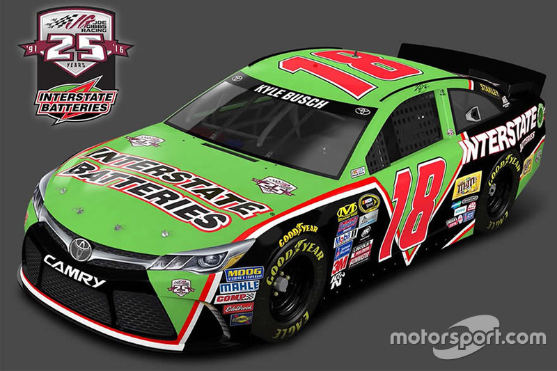 Gallery: All NASCAR throwback paint schemes for the ...