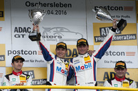 Sieger, #1 AMG - Team Zakspeed Mercedes-AMG GT3: Luca Ludwig, Sebastian Asch