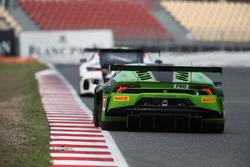 #19 GRT Grasser Racing Team, Lamborghini Huracan GT3: Luca Stolz, Michele Beretta