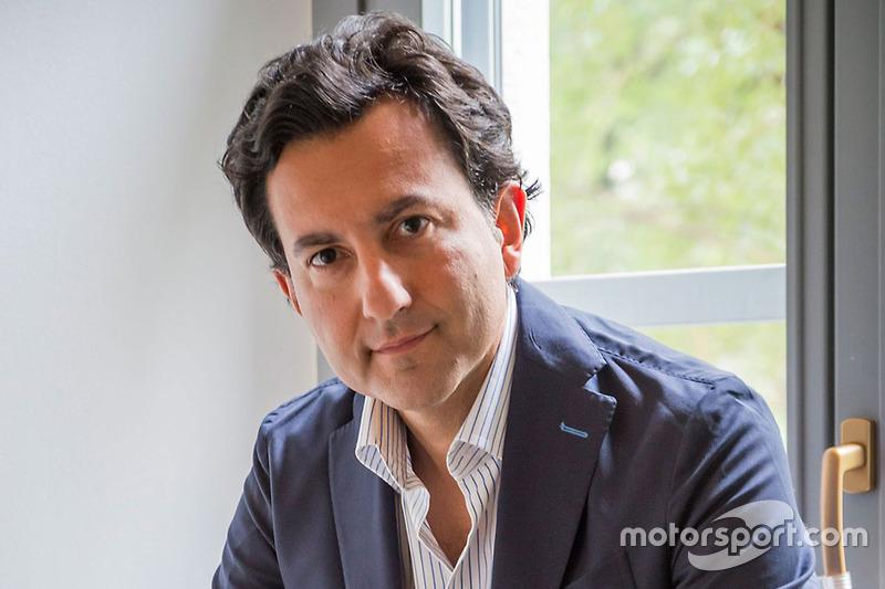 Rodi Basso, McLaren-Sportdirektor