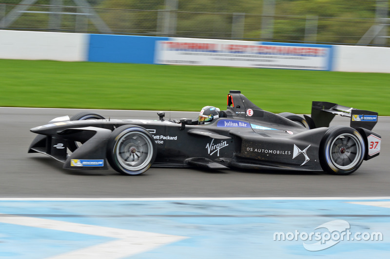José Maria Lopez, DS Virgin Racing Formula E Team