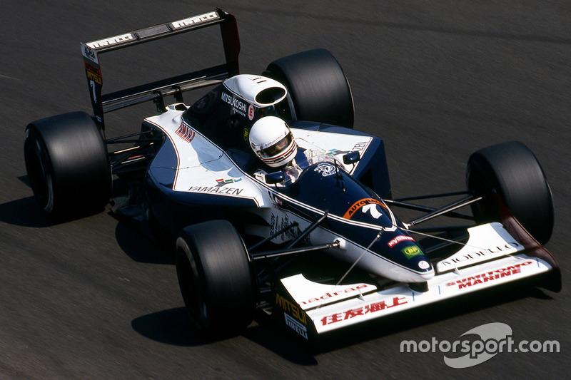 Yamaha: 1991 Brabham
