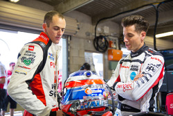 David Wall, Nissan Motorsport, Rick Kelly, Nissan Motorsport