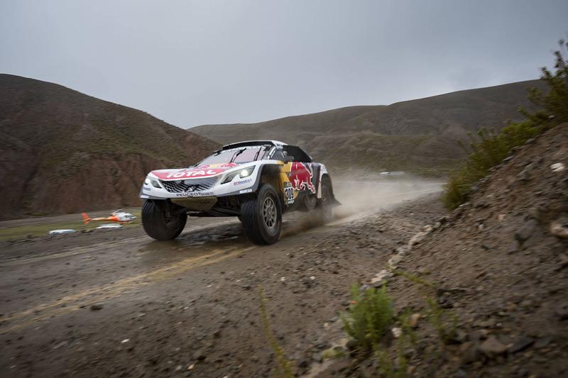 #309 Peugeot Sport: Sébastien Loeb, Daniel Elena
