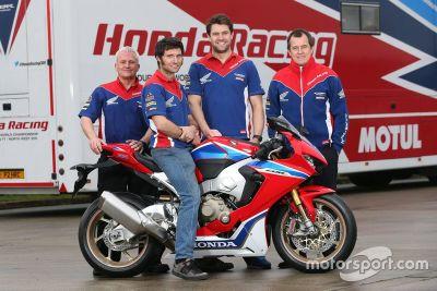 Anuncio de Honda Racing