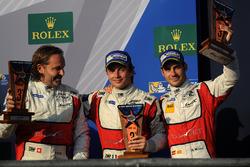 3. GTE-Am: Thomas Flohr, Francesco Castellacci, Miguel Molina