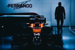McLaren MCL32, Fernando Alonso