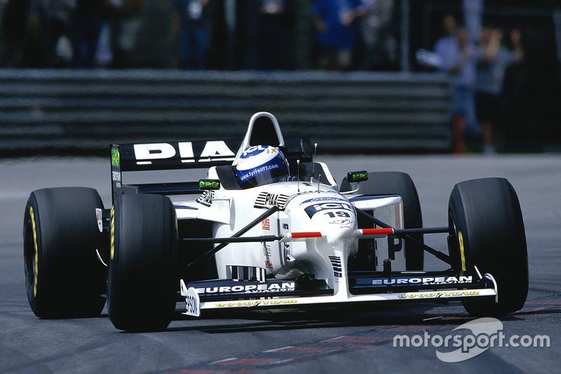 #19 : Mika Salo, Tyrrell 025