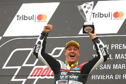 1. Dominique Aegerter, Kiefer Racing
