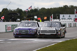 Austin Cindric, Brad Keselowski Racing Ford and Austin Cindric, Brad Keselowski Racing Ford