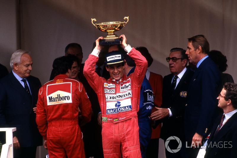1991 - Quarta vitória em início de ano perfeito